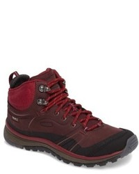 Terradora leather waterproof hiking boot medium 5305987