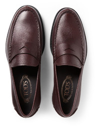 penny loafers - Brown Tod's oHdNsX45