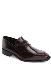 Kenneth Cole New York Suit Coat Penny Loafer