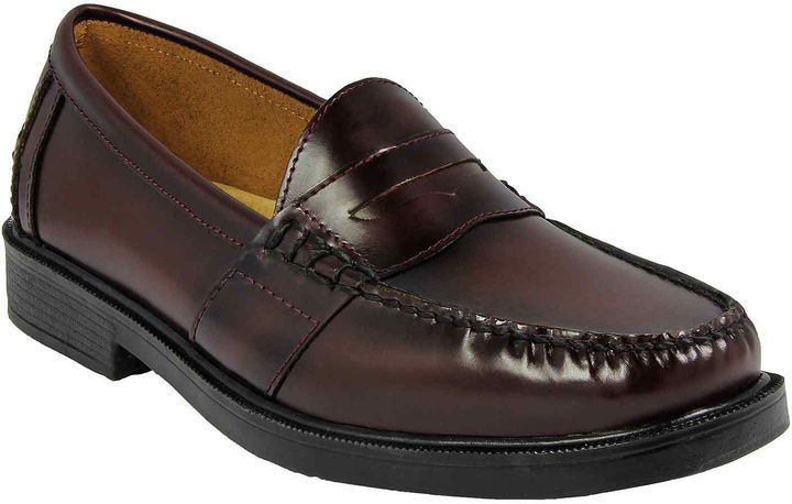 563d272fee537 ... Nunn Bush Lincoln Penny Loafers