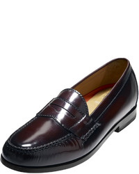 Cole Haan Pinch Grand Penny Loafer Burgundy
