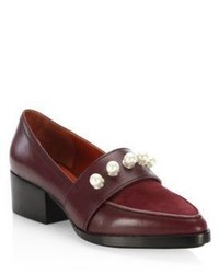 3.1 Phillip Lim Quinn Leather Loafers
