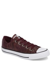 Chuck taylor all star ox leather sneaker medium 5034469