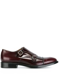 Paul Smith Classic Monk Shoes