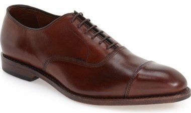 Park Avenue Cap Toe Oxford