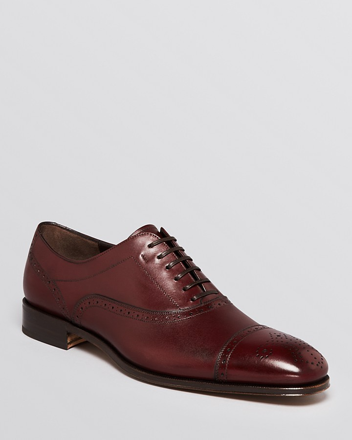 How To Wear Oxford Lace Up Shoes