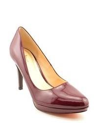 Cole Haan Chelsea Pump Burgundy Pumps Heels Shoes