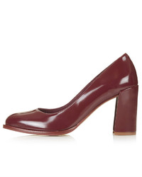 Topshop Gomez High Box Shoes