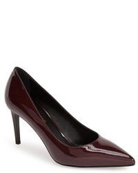 Saint Laurent Paris Pointy Toe Pump