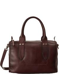 Frye Amy Zip Satchel Satchel Handbags