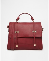 Asos Collection Slot Through Satchel Bag