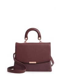 Ted Baker London Keiira Lady Bag Faux Leather Satchel