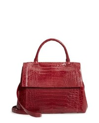 Nancy Gonzalez Medium Sophie Genuine Crocodile Bag