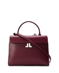 Lanvin Square Tote Bag