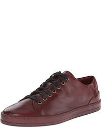 Donald J Pliner Jagar Leather Sneaker