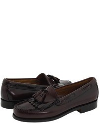 Gh Bass Co Layton Kiltie Tassel Slip On Shoes