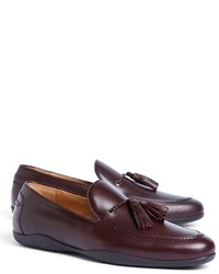 378d1f0600c ... Brooks Brothers Harrys Of London Cordovan Dylan Loafers