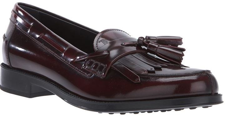 Tod's Tasselled loafers XzoCpw