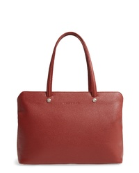 Longchamp Le Foulonne Leather Tote