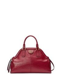 Gucci Medium Re Leather Satchel