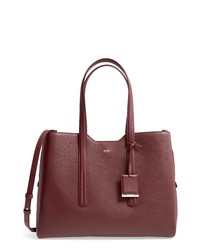 BOSS Taylor Leather Business Tote