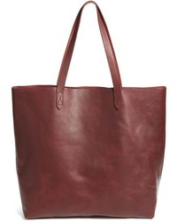 Transport leather tote medium 5262339