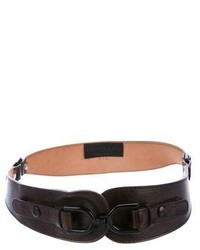 Derek Lam Leather Waist Belt