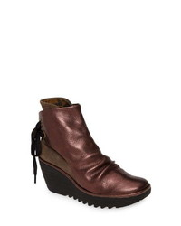 Fly London Yama Bootie