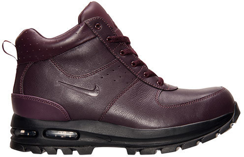 sports shoes d522b 4c387 ... Work Boots Nike Air Max Goaterra Boots ...