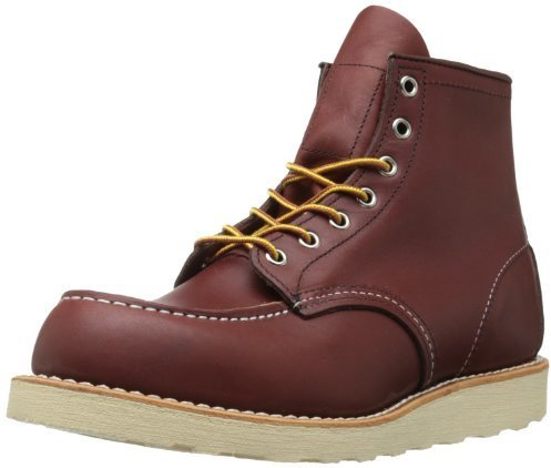 Red Wing Shoes Red Wing Heritage Moc 6 Boot | Where to buy &amp how