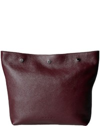 Marni Leather Pouch Travel Pouch