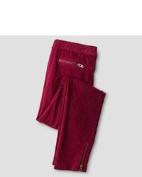 Girls Legging Pant Burgundy Genuine Kids From Oshkosh