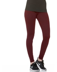 Hottotties Lux Velvet Lined 30 Long Underwear Leggings