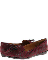 Burgundy loafers original 1581135