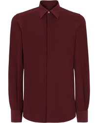 Dolce & Gabbana Button Front Shirt