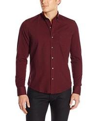 Wrk Dot Reworked Long Sleeve Shirt