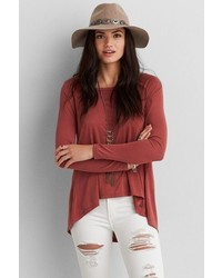 85b007b5350 Women s Long Sleeve T-shirts by American Eagle Outfitters