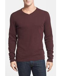 Robert Barakett Thomas Long Sleeve Cotton T Shirt