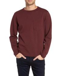 TWENTYMETRICTONS Trim Fit Long Sleeve Pocket T Shirt