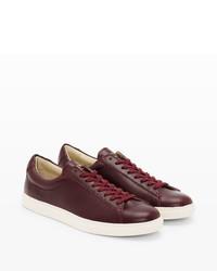 Club Monaco Zespa Leather Sneaker