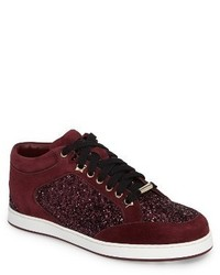 Jimmy Choo Jimmy Choo Miami Low Top Sneaker