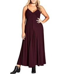 City Chic Plus Size Boho Chic Maxi Dress