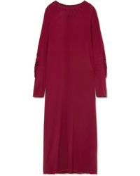 Marni Smocked Maxi Dress