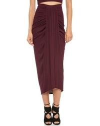 Scarlet midi skirt medium 102444