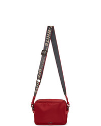 Off-White Red Crossbody Bag