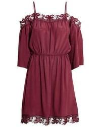 H&M Craped Off The Shoulder Dress