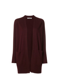 Vince Mid Length Open Front Cardigan