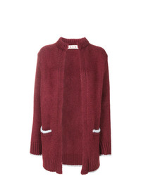 Marni Oversized Textured Cardigan