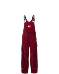 Tommy Jeans Logo Strap Dungarees