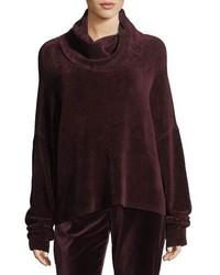 Alice + Olivia Janetta Turtleneck Long Sleeve Pullover Sweater